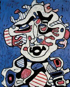 Solario (retrato), obra de 1967 do artista Jean Dubuffet, criador do termo assemblage, ligado à ideia de acumulação (de referências, obras e objetos). Para ele, a arte deve estar sempre em mutação, sem institucionalizar-se