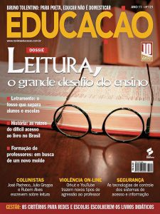 CAPA EDUCACAO 121 2007