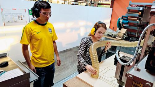 Atividades realizadas no Fab Lab Facens são integradas às atividades de ensino, pesquisa e extensão