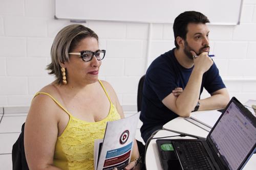 Coordenadores de curso das Faculdades Integradas de Ourinhos: treinamento customizado para 40 profissionais