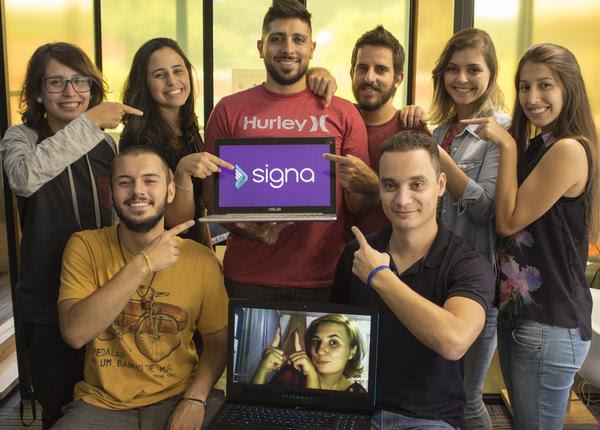 startup surdos cursos online