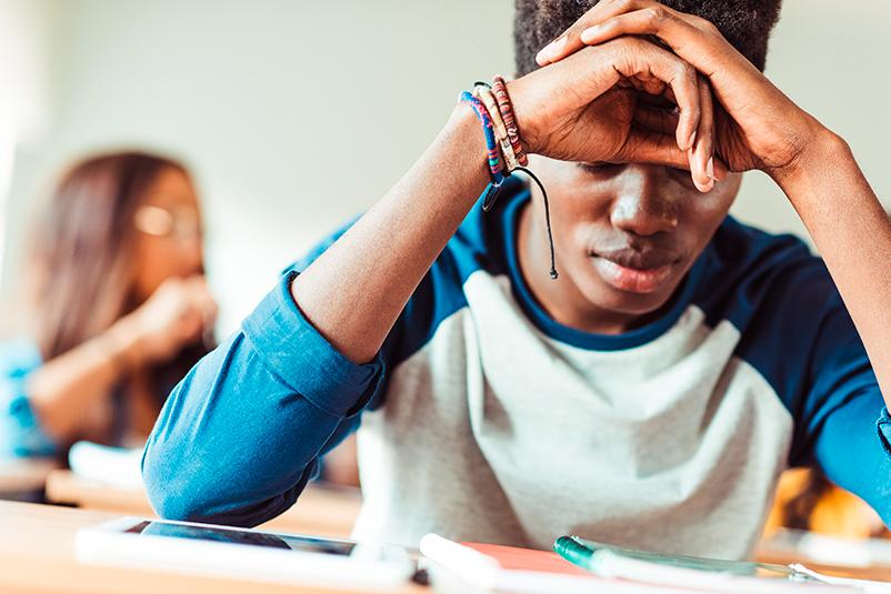 depressão alunos ensino superior