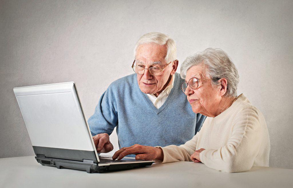 idosos no ensino superior
