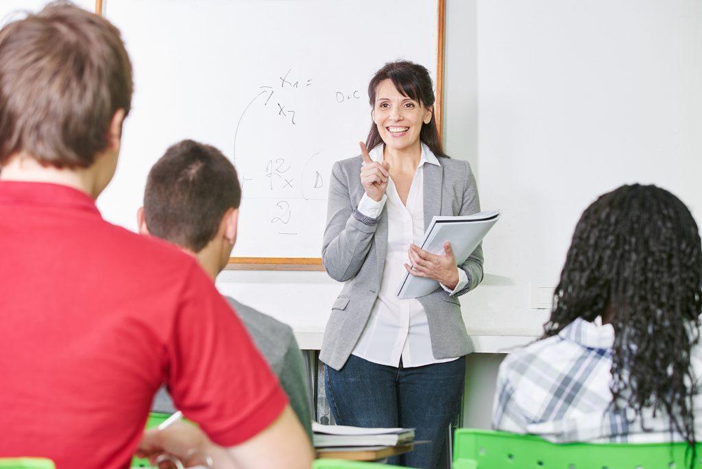 professor formação docente