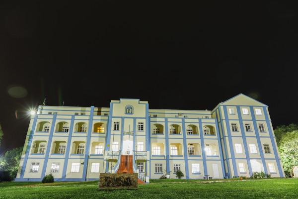 Faculdade Santo Angelo - fachada