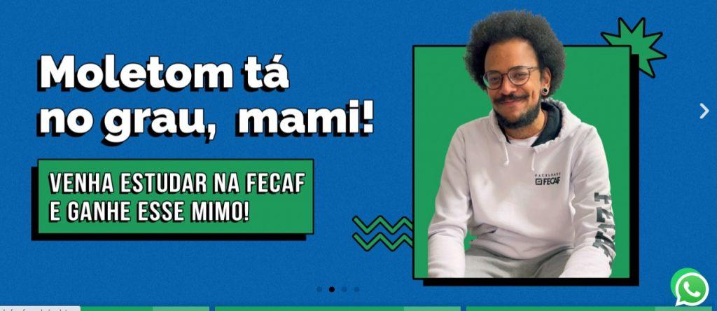 Marketing educacional - Fecaf_joão